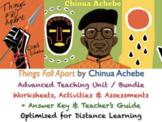 Things Fall Apart (Achebe) Complete Advanced Teaching BUND