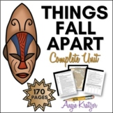 Things Fall Apart Complete Unit {CCSS Aligned}