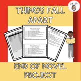 Things Fall Apart End of Novel Project