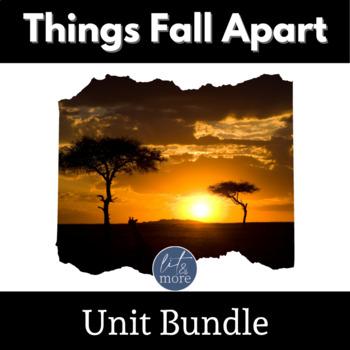 Things Fall Apart Full Unit Bundle