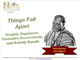 Things Fall Apart~ Graphic Organizers CCSS Aligned