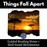 Things Fall Apart Guided Reading Notes