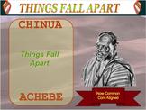 Things Fall Apart  ~ Common Core Aligned Novel Unit