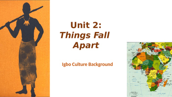 Things Fall Apart- Introduction to Igbo Culture