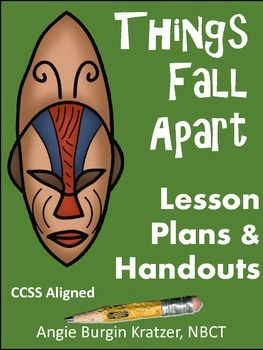 Things Fall Apart {Lesson Plans & Handouts Only}