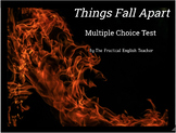 81-Question Multiple Choice Test for Things Fall Apart