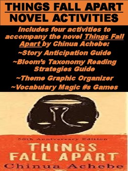 Things Fall Apart Novel Activities