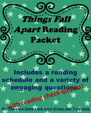 Things Fall Apart Reading Packet