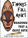 Things Fall Apart Reading Test & Quiz Sets