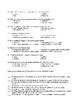 Things Fall Apart Test Unit Form A and Answer Key