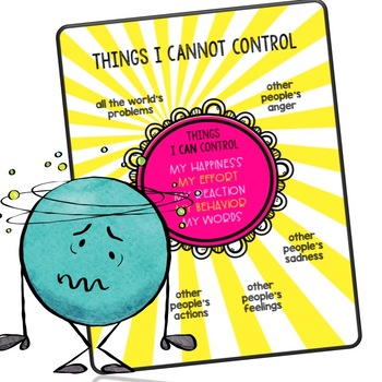 Self Control Poster - Large