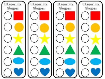 Things I Know Progress Sticker Books - Alphabet, Numbers, Shapes, and Colors