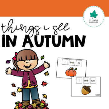 Things I see in Autumn FREEBIE