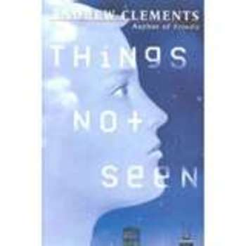 Things Not Seen by Clements ch 1-11 questions & figurative lang.