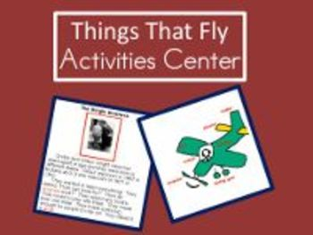 Things That Fly Activities Center