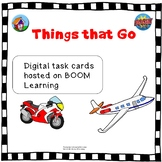 Things That Go BOOM Cards