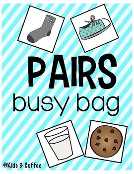 Things That Go Together {Busy Bag}