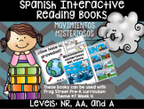 Things That Move Spanish Interactive Reading Books Can Be Used With Frog Street