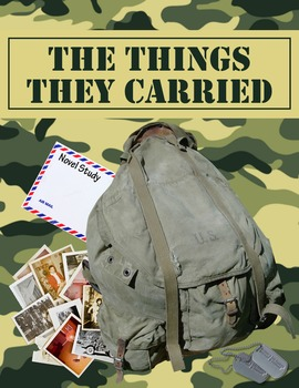 Things They Carried: External & Internal Conflict Creates Theme for AP Analysis