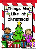 Things We Like at Christmas!  {Ladybug Learning Projects}