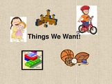 Things We Want