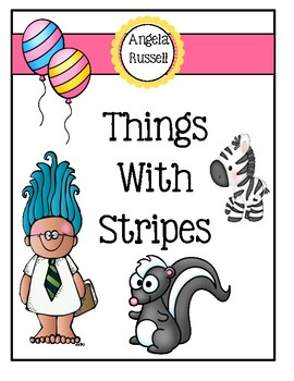 Things With Stripes ~ Celebrate Reading