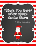 Things You Never Knew about Santa Claus- Speech and Langua