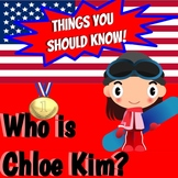 Things You Should Know:  Chloe Kim and the 2018 Winter Olympics