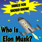 Things You Should Know:  Engineer Elon Musk and Falcon Heavy