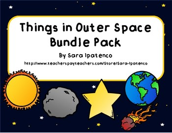 Things in Outer Space Mini Bundle