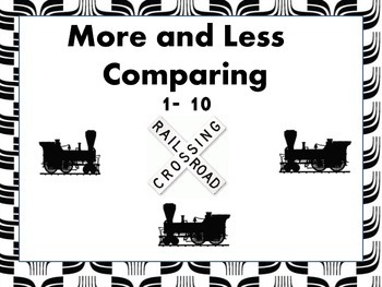 Things that Go- Comparing Trains 1-10