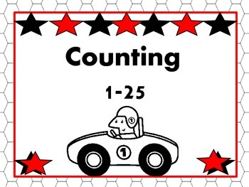Things that Go- Counting 1-25