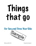 Things that Go Sample