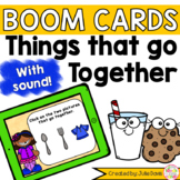Things that Go Together Classification Digital Game Boom Cards