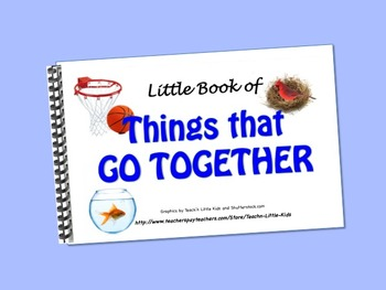 Things that go togetherLITTLE INTERACTIVE BOOK