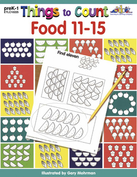 Things to Count: Food 11-15