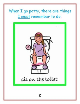 Things to Remember When Going Potty