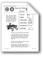 Things with Wheels (Math)
