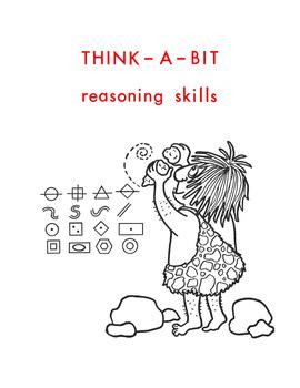 Think-A-Bit: Reasoning Skills Activity Cards