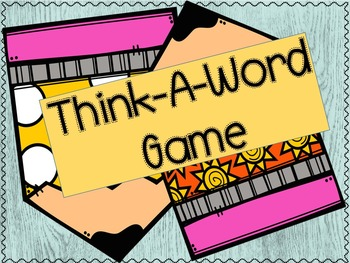 Think-A-Word