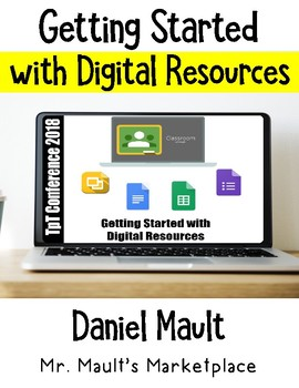 Think About Digital Resources