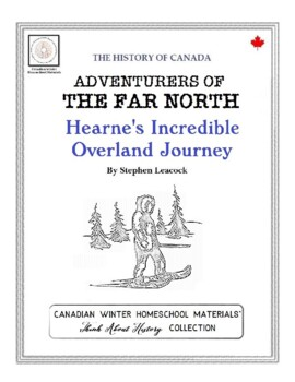 Think About History: Hearne's Incredible Overland Journey (Distance Learning)