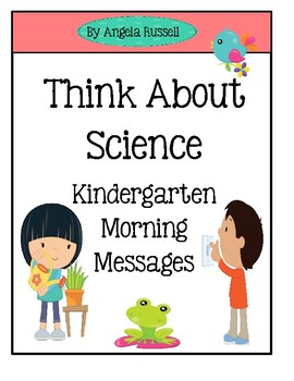 Think About Science ~ For Your Morning Messages