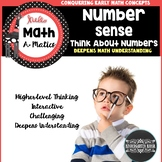 Think About Numbers: Number Sense