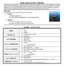 Think Aloud - Overview and Worksheet