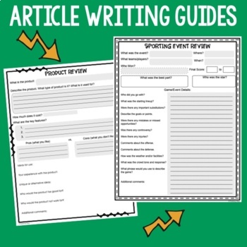 Think Blog: Student Blog Writing Guide