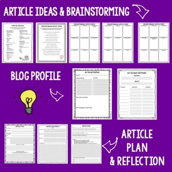 Student Blog Writing Guide