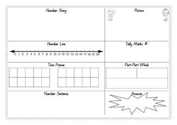 Think Board- Print and laminate a set for your class today