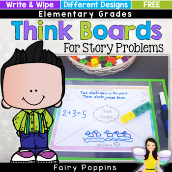 Think Boards (Maths)
