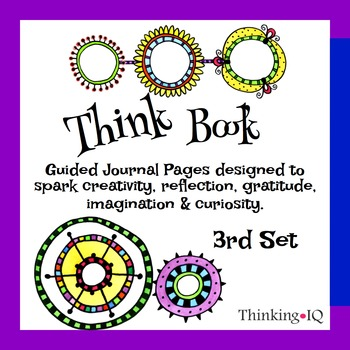Think Book Guided Journal 3rd Set
